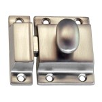 Solid Brass Cupboard Cabinet Latch Large Size