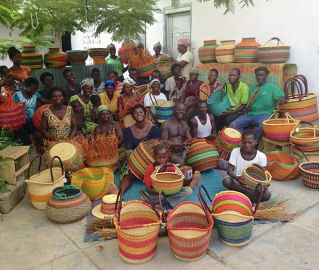 Baba Tree African Baskets World View
