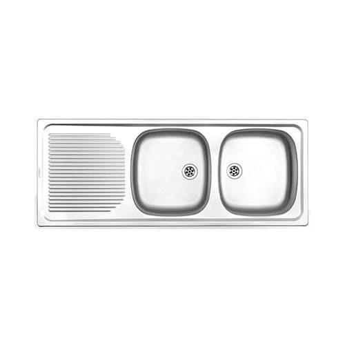 franke kitchen sinks high end faucets projectline pln621 inset sink livecopper drop in