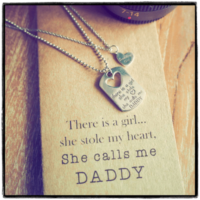 mason father daughter personalized