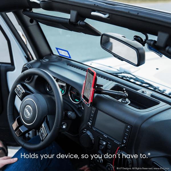 Iphone 6s Carbon Fiber Wallpaper Jeep 174 Jk Mount For Iphone 6 6s 7 Pack 1 67 Designs