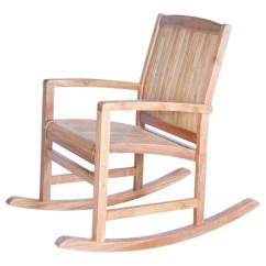 Newport Rocking Chair High Table Chairs Set Teak Rocker Living