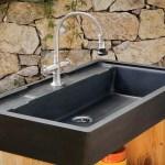 Stone Kitchen Sinks Marble Granite Stone Forest Tagged Finish Beige Granite