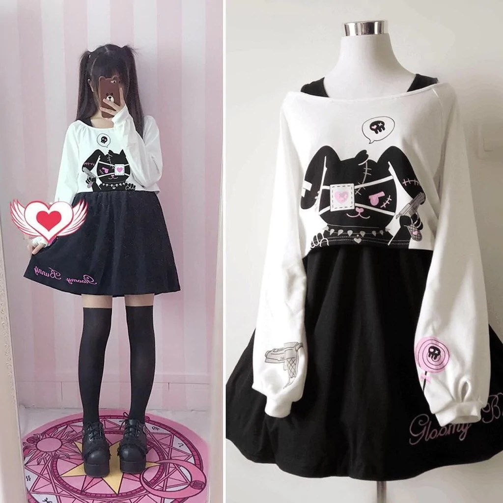 Japanese Kawaii Cute Dresses