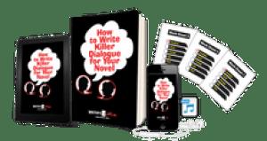 How To Write Killer Dialogue For Your Novel