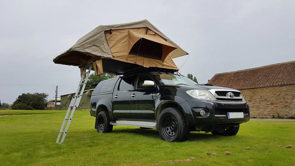 Vehicle Roof Tents Uk