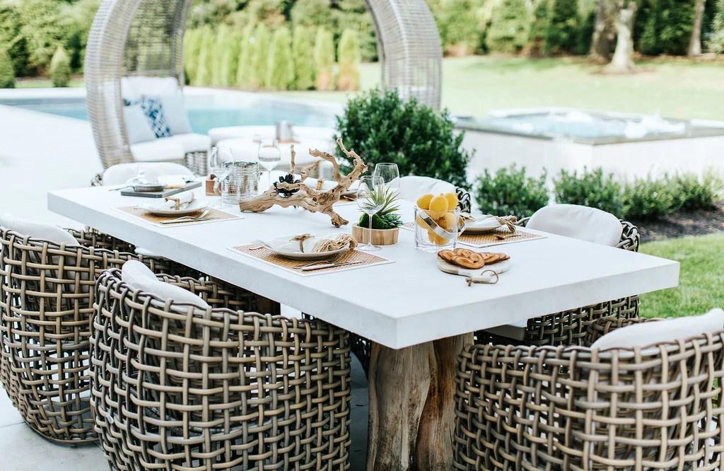 coastal luxury patio furniture and design ocean blu designs