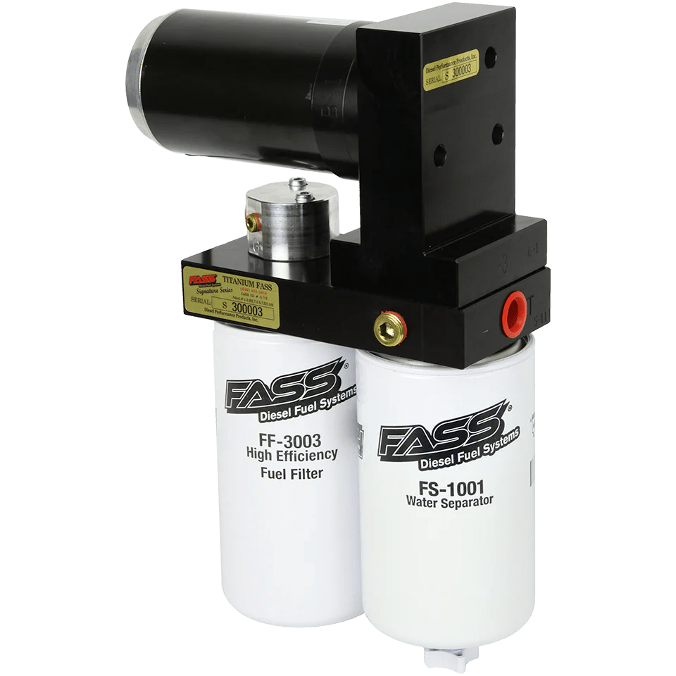 hight resolution of fass titanium signature series diesel fuel pump 1989 1993 dodge osts