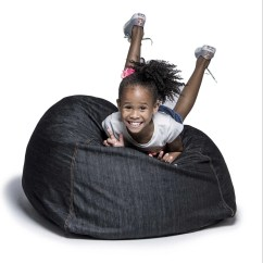 Kids Comfy Chair Office Heated Back Support Jaxx Kid Club Junior The Ideal Bean Bag For