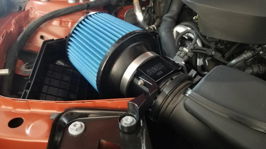 Burger Motorsports Billet BMW intake for BMW 230i B48