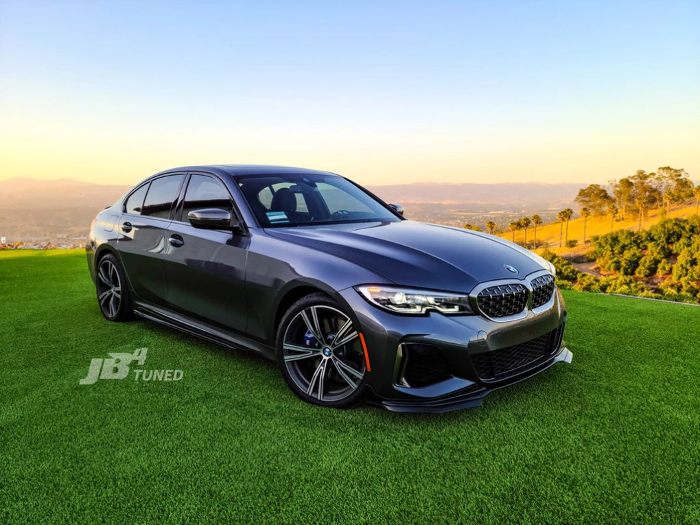 M340i JB4 BMW tuner B58 maps downpipe horsepower install for sale dinan g20 tune