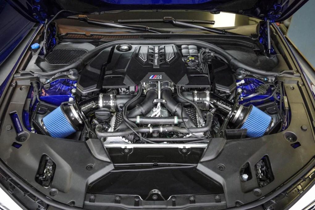 F90 BMW M5 Intake