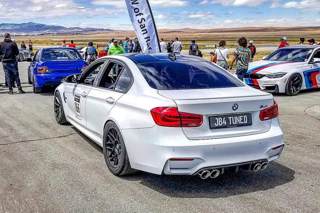 Burger Motorsports JB4 tuned M3 Pure stage 2 turbos