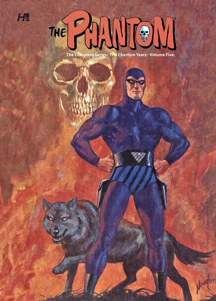 The Phantom  Hermes Press