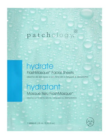 Free Sample! Hydrate FlashMasque™ Facial Sheet
