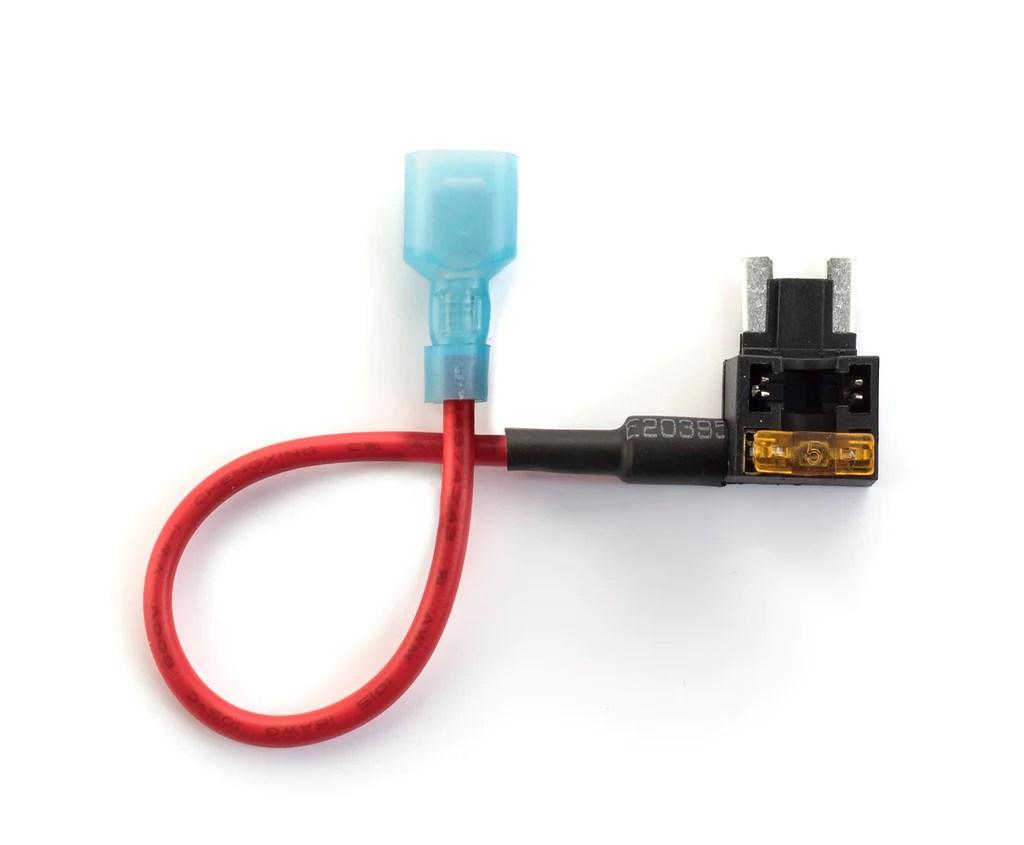 medium resolution of direct wire radar detector fusebox add a circuit kit micro blade radarmount com the radar detector expert