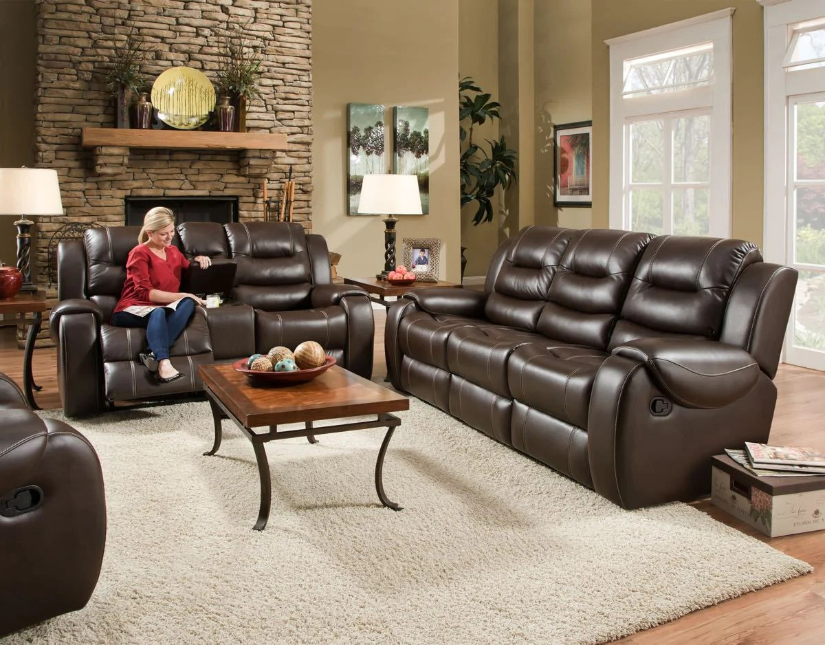 one seat sofa with chaise threshold belvedere corinthian jamestown umber reclining and loveseat ...