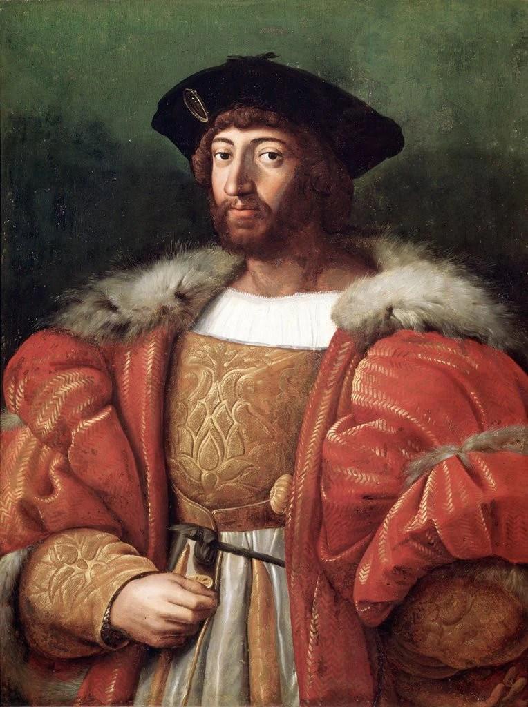 Portrait Of Lorenzo De Medici Duke Of Urbino Posters