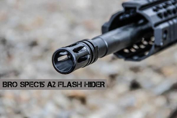BRO SPEC15 A2 Flash Hider