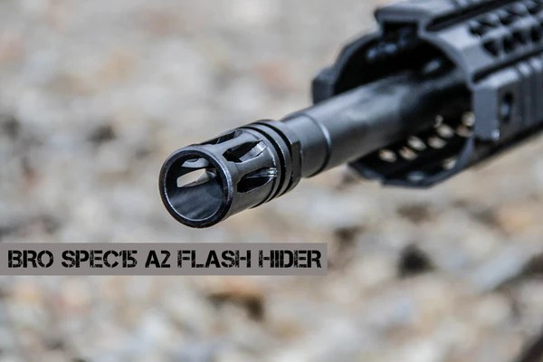 BRO SPEC15 A2 Flash Hider