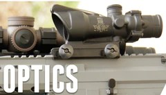 Black Rain's Selection of Rifle Optics.