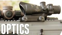 Black Rain's Selection of Rifle Optics.