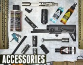 Black Rain Ordnance Rifle Accessories