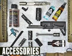 Black Rain Ordnance AR15 Rifle Accessories