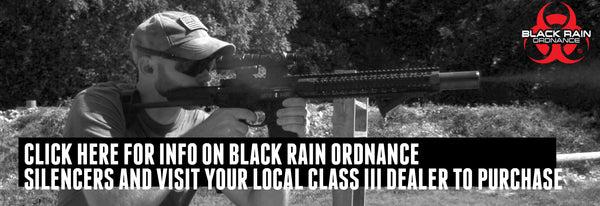 BLACK RAIN ORDNANCE SILENCERS