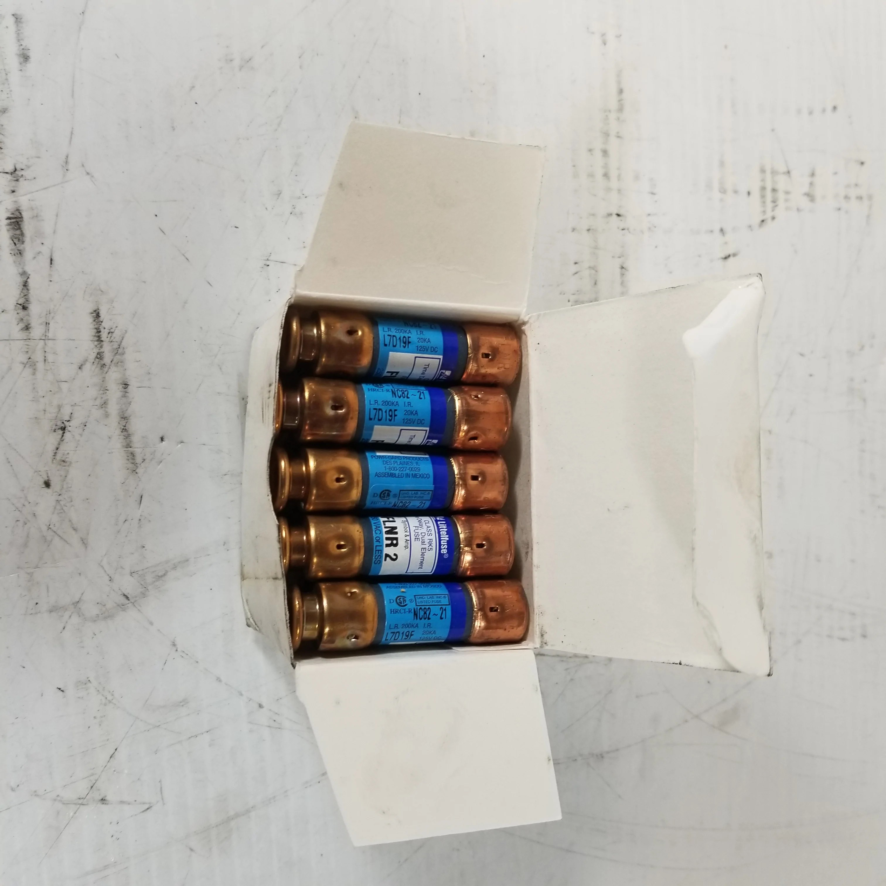 hight resolution of littelfuse flnr 2 class rk5 time delay cartridge fuse 2a box of 10