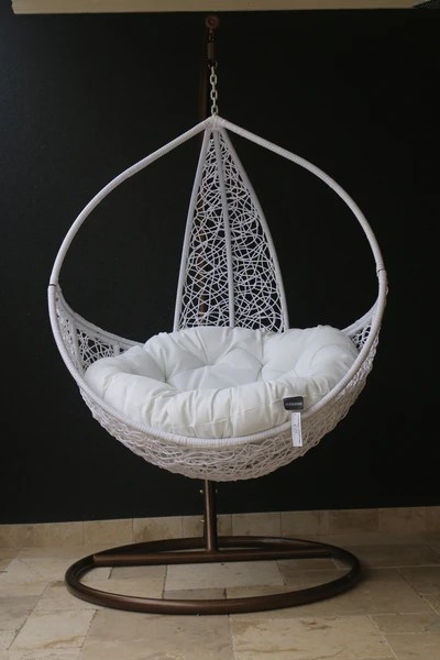Egg Swing Chair  Kiera Series  Hanging Out Australia
