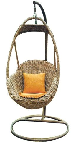 Rattan Hanging Egg Chair  Zaire Series  Hanging Out