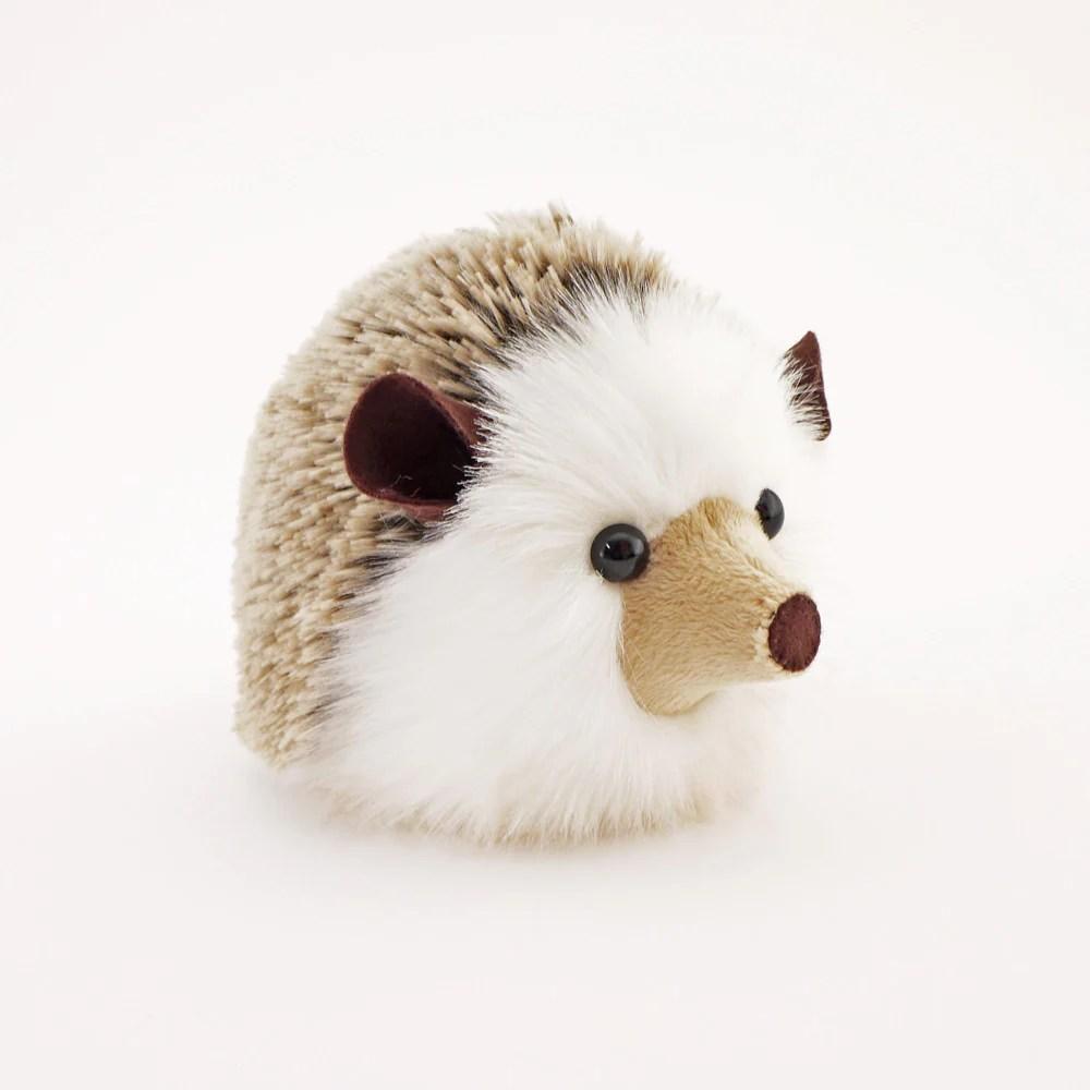 sebastian the brown hedgehog