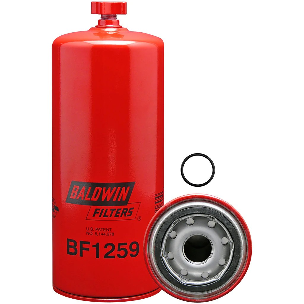 medium resolution of water fuel filter