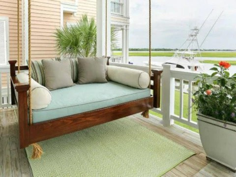magnolia porch swings