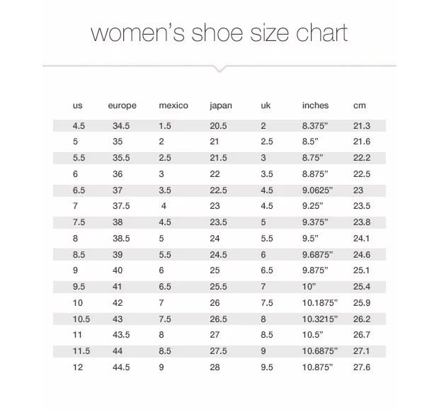 Size guide also  cln rh