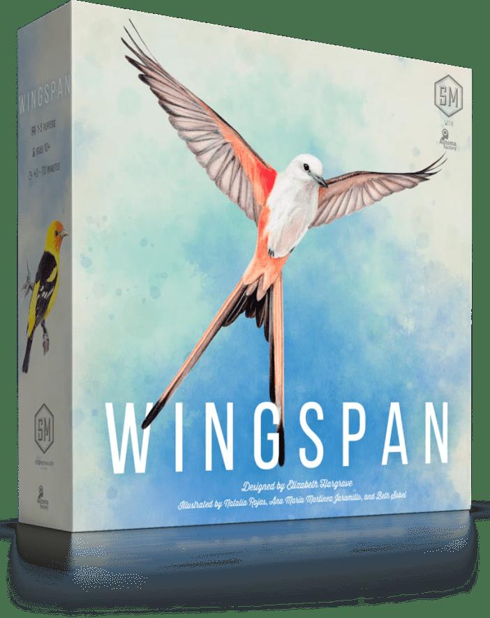 Risultati immagini per wingspan