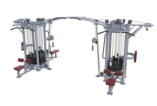 IC4029 Multi Station 8Way Jungle Gym Machine  A1