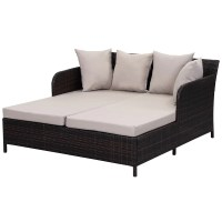 Outdoor Wicker Daybed  Bobbie-Jo's One Stop Shop