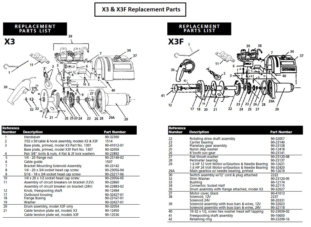 Badlands Winch Problems  Wiring Diagram Pictures