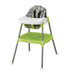 High Chair Converts To Table And Reclining A Half Leather Rent In Bend Oregon  Baby Rental