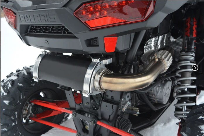 hct xp turbo xpt turbo s full crusher exhaust head pipe muffler system