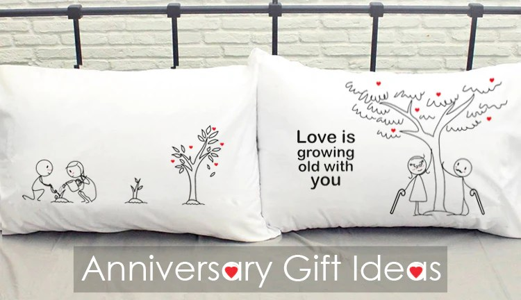 romantic anniversary gifts for