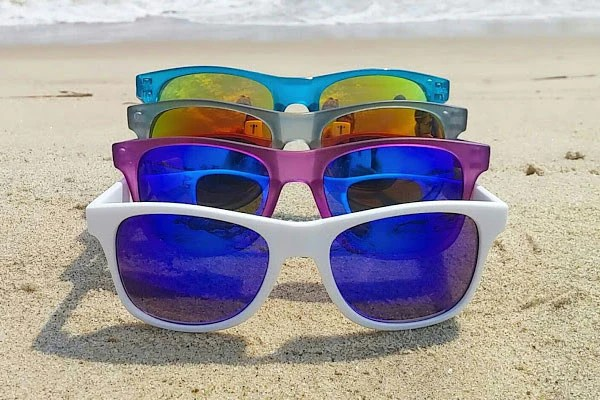Gage Sunglasses Review + Giveaway
