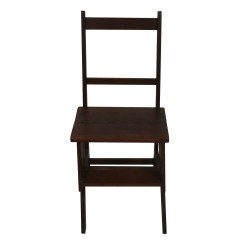 First Step High Chair Hanging Nest Outdoor Convertible Stool Ski Country Antiques And Home