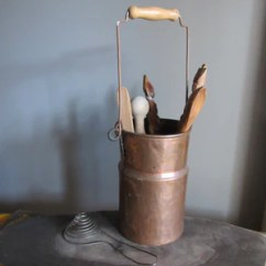 Copper Kitchen Utensil Holder Non Slip Shoes My Frugal Father
