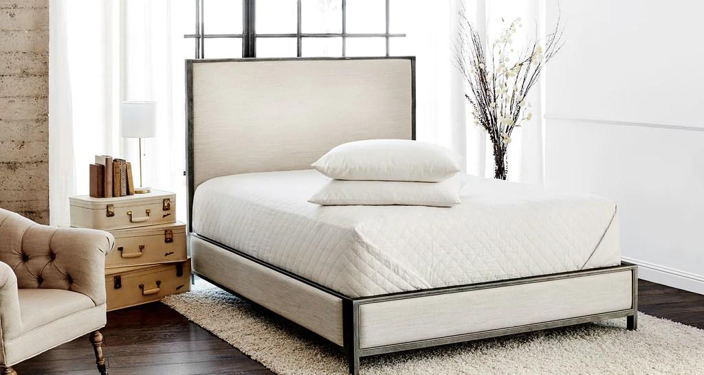 Ridgecrest Box Bed Frame  Brentwood Home
