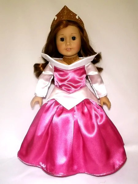 Disney Princess Aurora Sleeping Beauty Outfit For