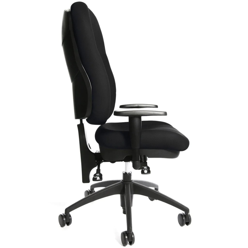 xxl desk chair red club chairs sale topstar premium size office wellpoint 30