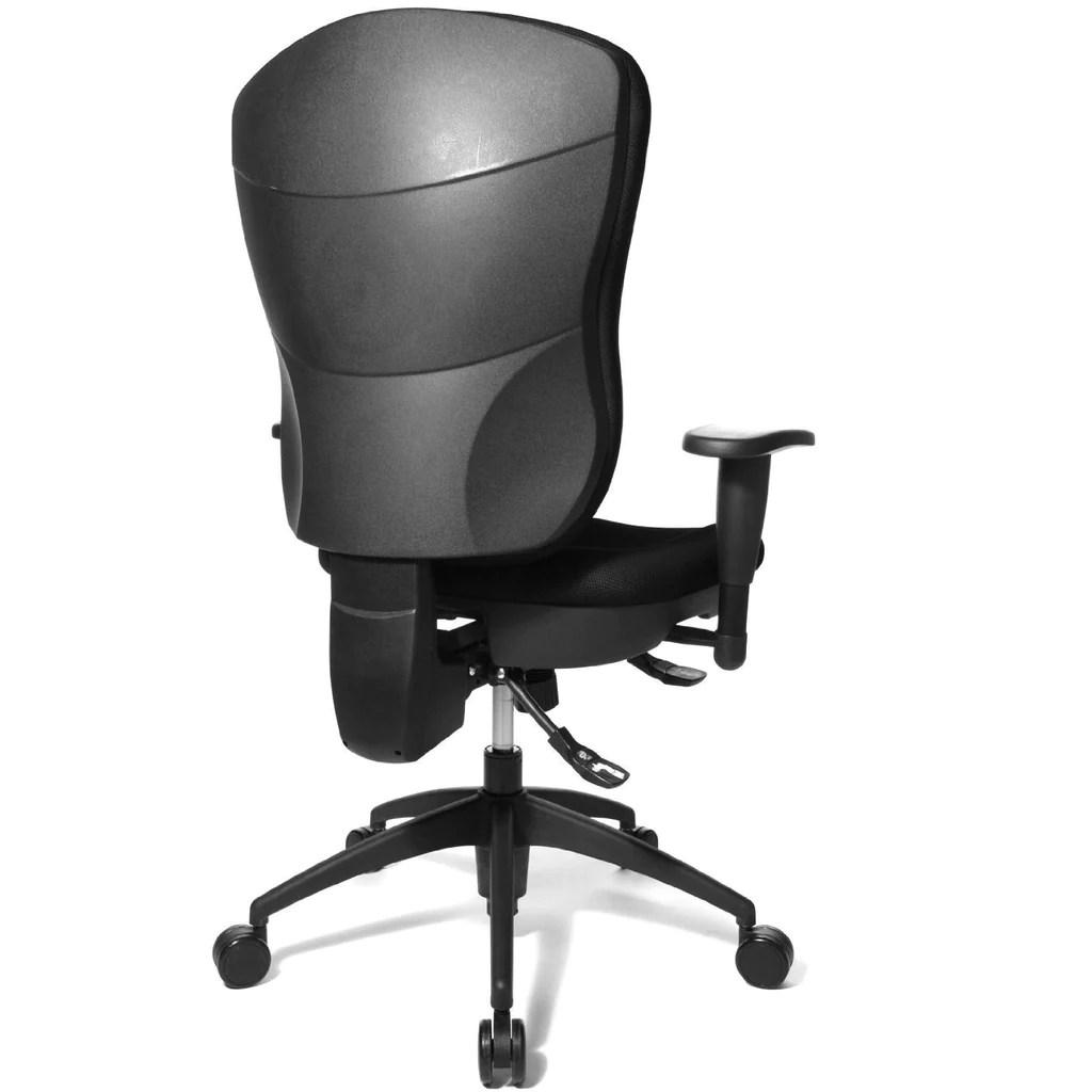 xxl desk chair lenox christmas covers topstar premium size office wellpoint 30